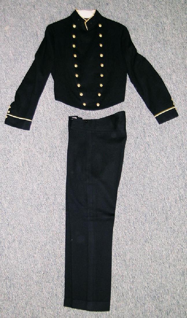 World War II Era Naval Academy Uniform