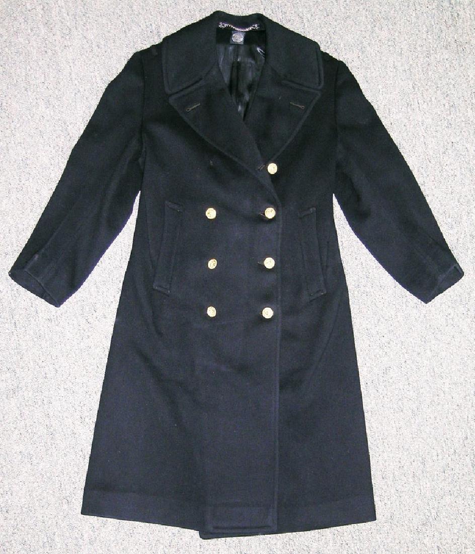World War II-Era Navy Peacoat