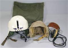 US Navy Flight Helmets