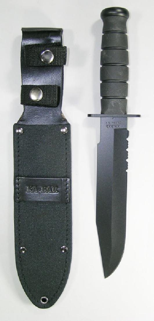 KA-BAR Combat Knife