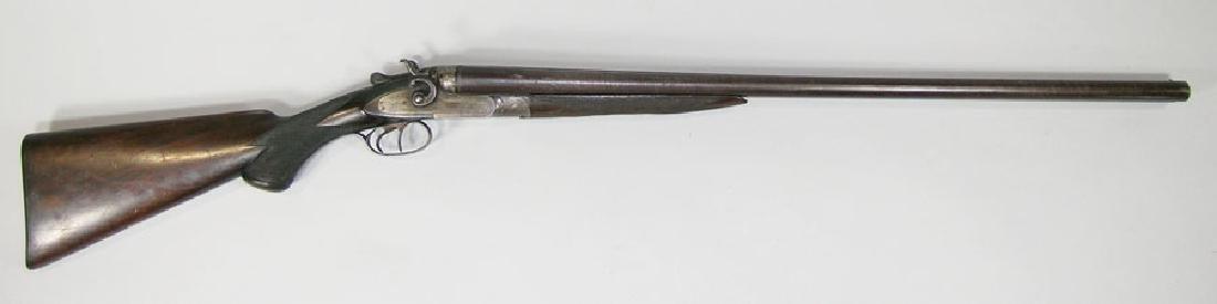 R. Barclay Side by Side Shotgun