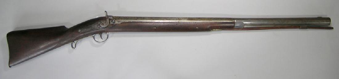 Rare 19th C. Percussion Punt Gun