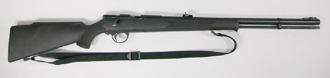 "Connecticut Valley Arms Inc. ""Hunterbolt"" Model  Black"