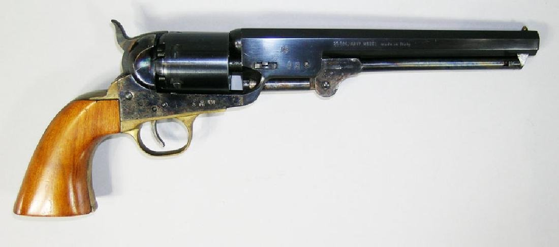 Hawes, Italian Reproduction Colt Model 1851 Navy