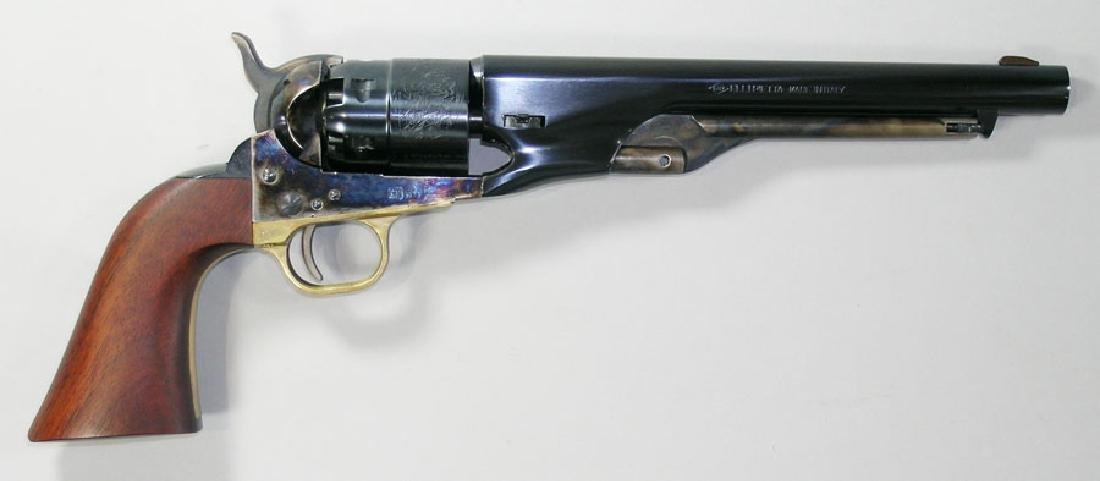 F. LLI Pietta, Italian Reproduction Colt 1860 Army