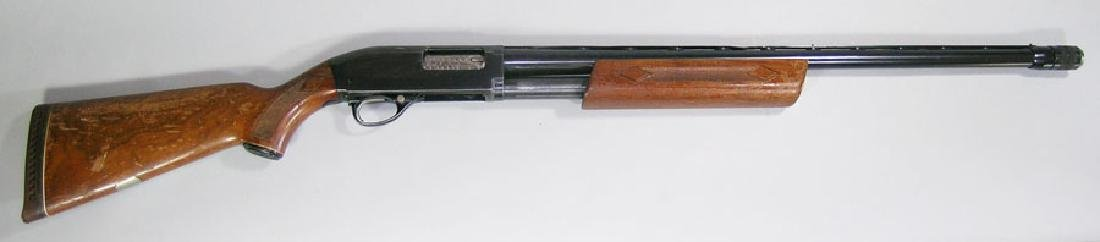 Sears, Roebuck Ted Williams Model 21 Shotgun