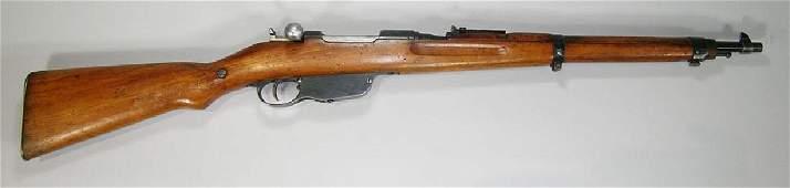Steyr M95-24 Austrian Rifle