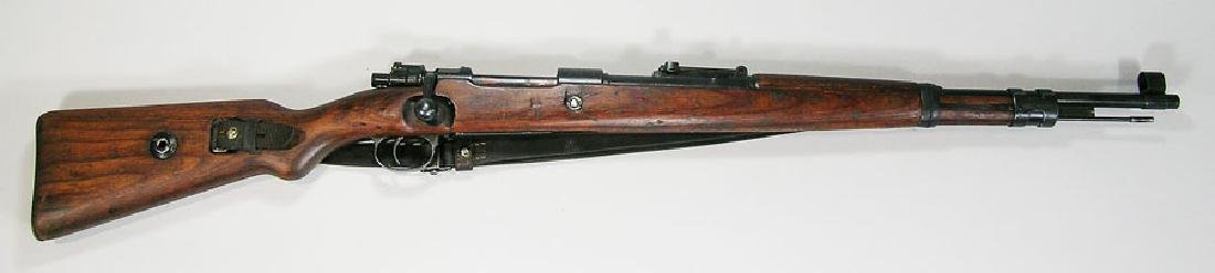 Mauser Model 98 Rifle