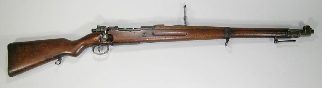 Mauser Model K98 Rifle