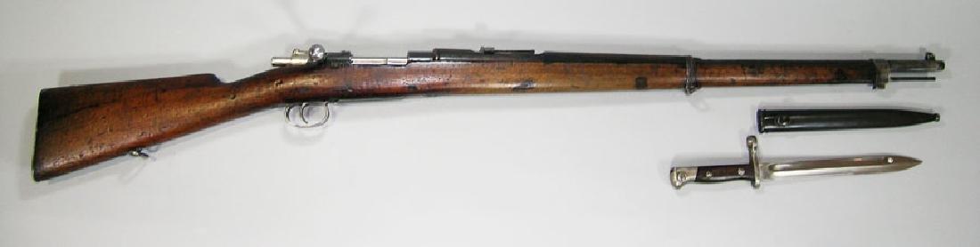 Mauser Model 1895 Chilean Rifle