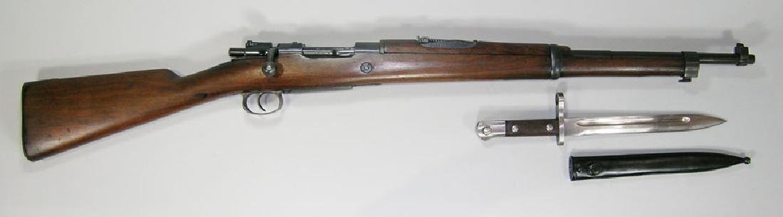 Spanish Mauser Model 1916 Rifle
