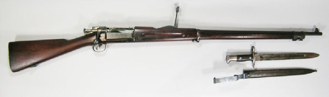 U.S. Springfield Model 1898 Krag Rifle