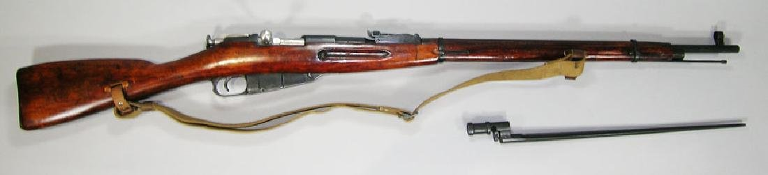 Mosin-Nagant Model 91/30 Hex Variant Rifle
