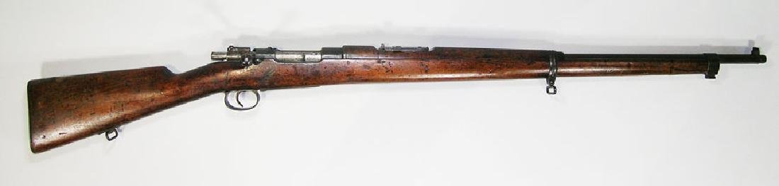 Spanish Mauser Model 1893 Rifle
