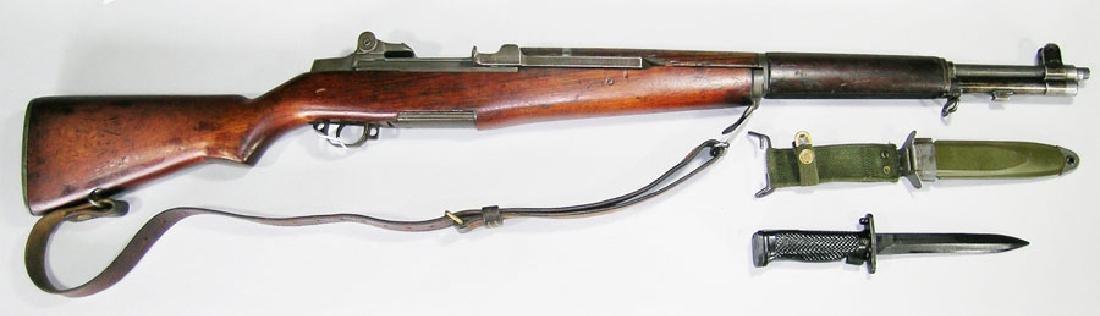 Springfield Armory M1 Garand Rifle