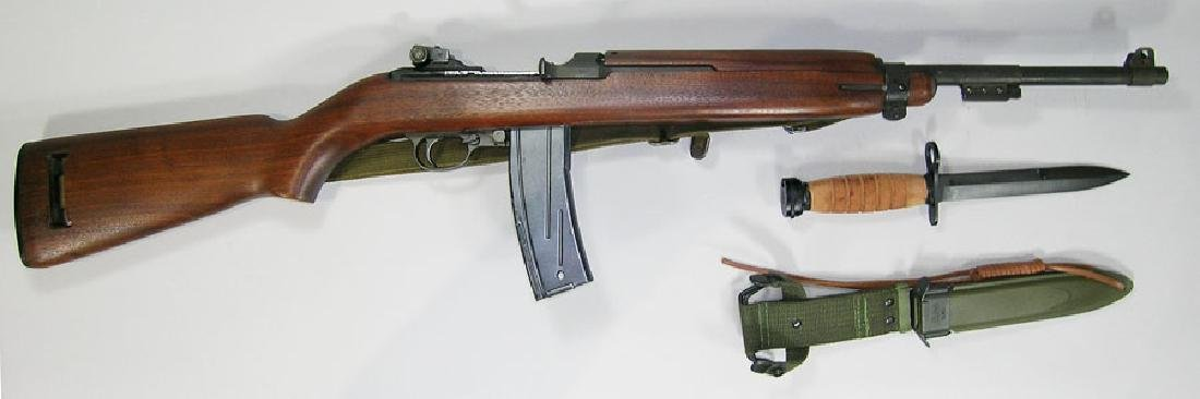National Postal Meter M1 Carbine Semi-Automatic Rifle