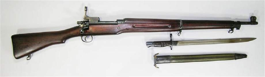 Remington Model 1917 Rifle