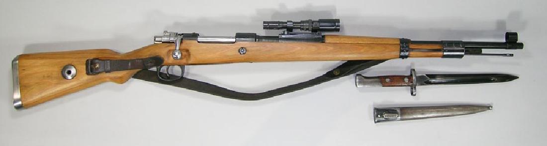 Mauser Model 98K Sniper Rifle