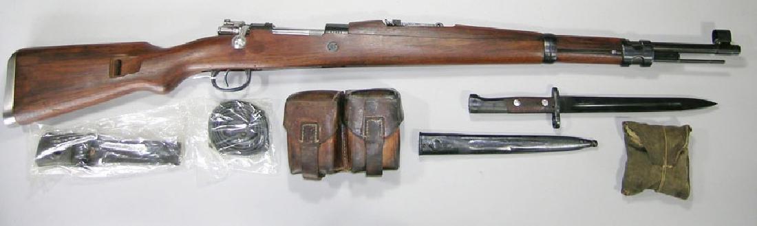 Mauser Zastava Yugoslavia Model M48A Rifle
