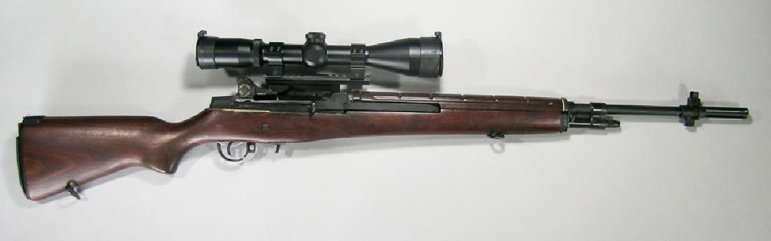 U.S. Springfield M14/M1A Semi-Automatic Rifle