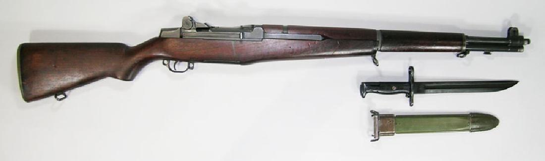Springfield Armory M1 Garand Semi-Automatic Rifle