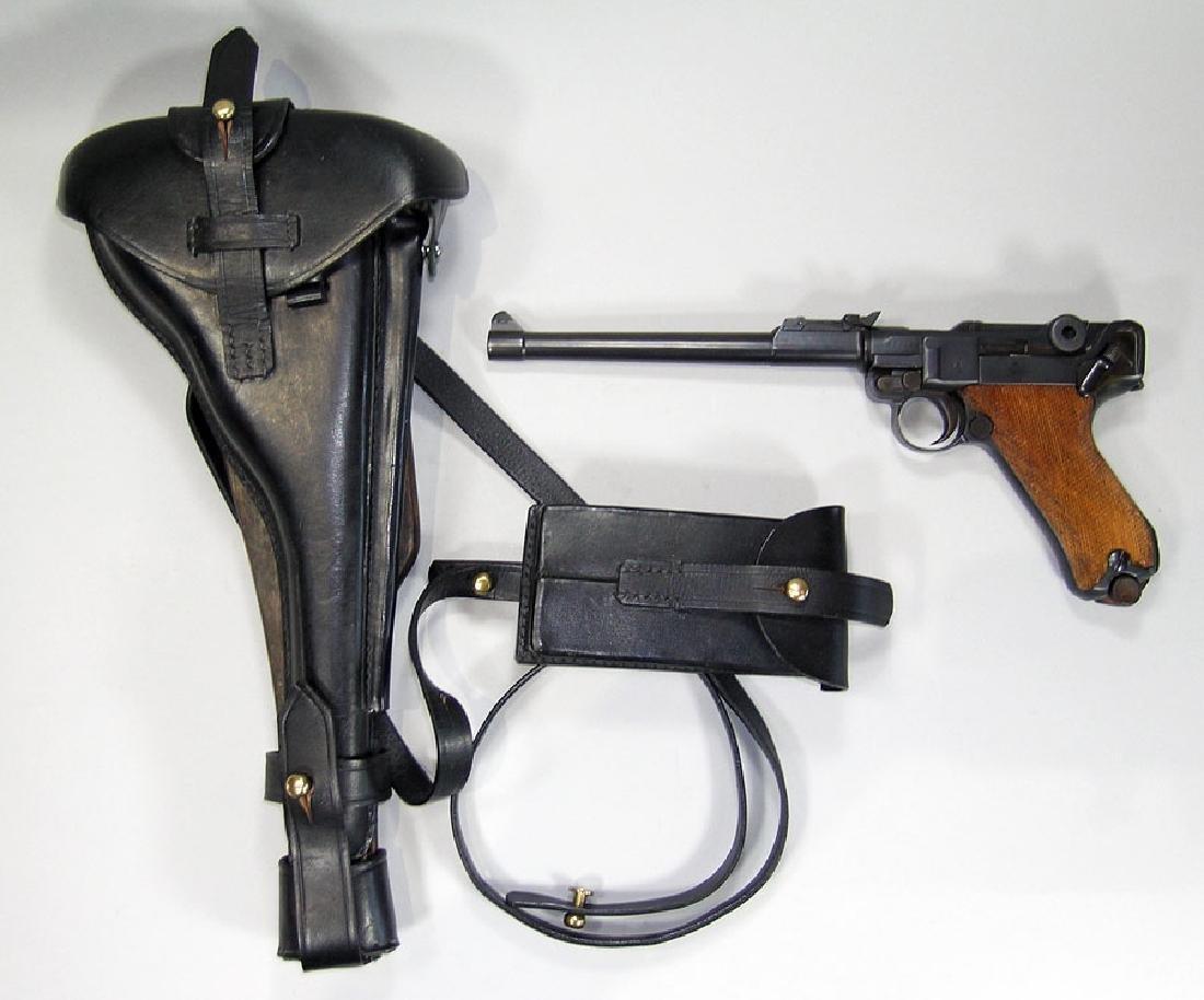 DWM Luger, Artillery Model Semi-Automatic Pistol