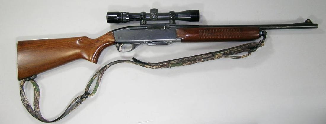 Remington Model 742 Carbine Woodmaster Rifle