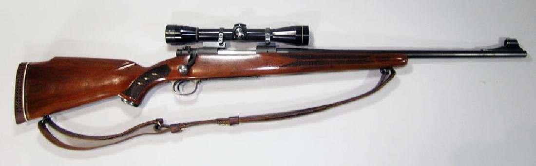Winchester Model 70 Rifle