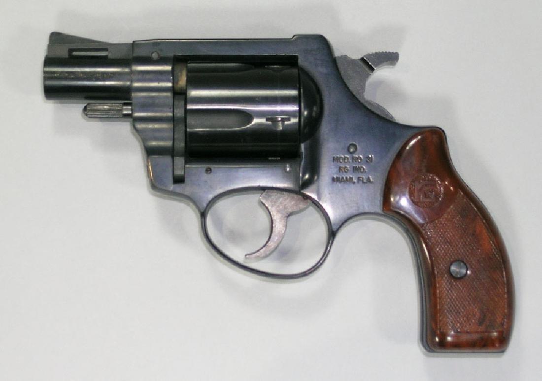 RG Industries Model RG31 Revolver