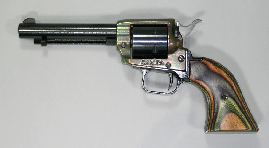 Heritage Mfg. Rough Rider Revolver