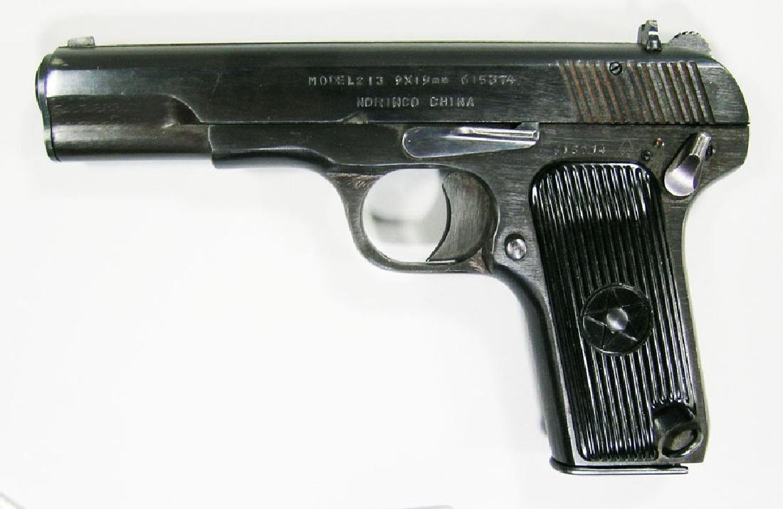 Chinese Norinco, Model 213 Semi-Automatic  Pistol