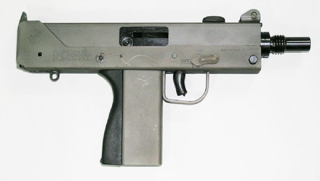 Cobray, Model M-11Semi-Automatic Pistol