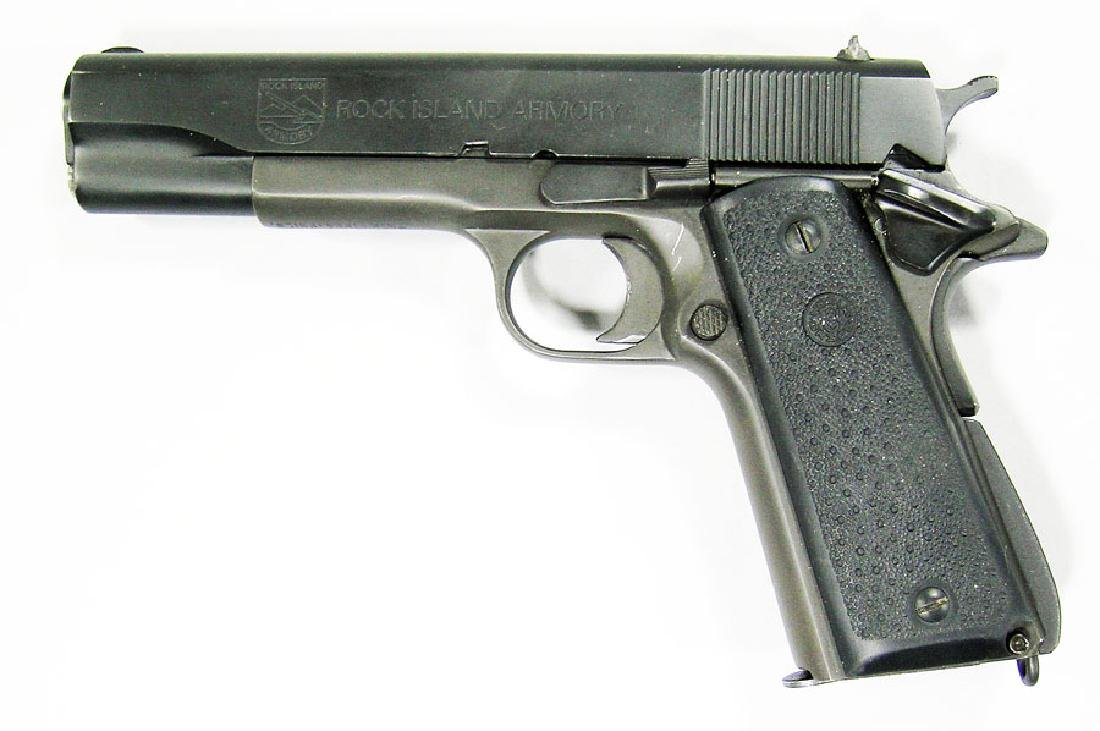 Rock Island Armory Model 1911 Semi-Automatic Pistol