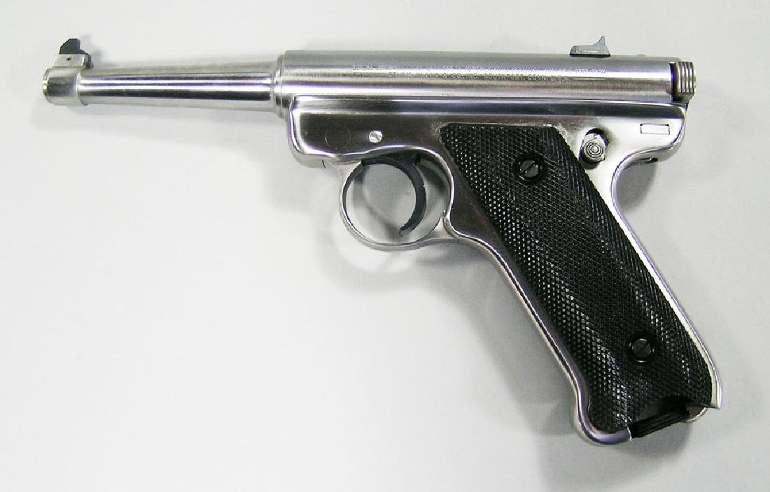 Ruger, Model MKII Bill Ruger Signature Series