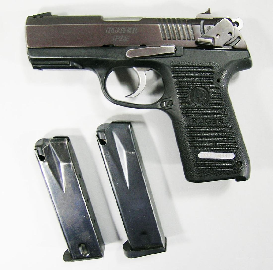 Ruger, Model P95 Semi-Automatic Pistol