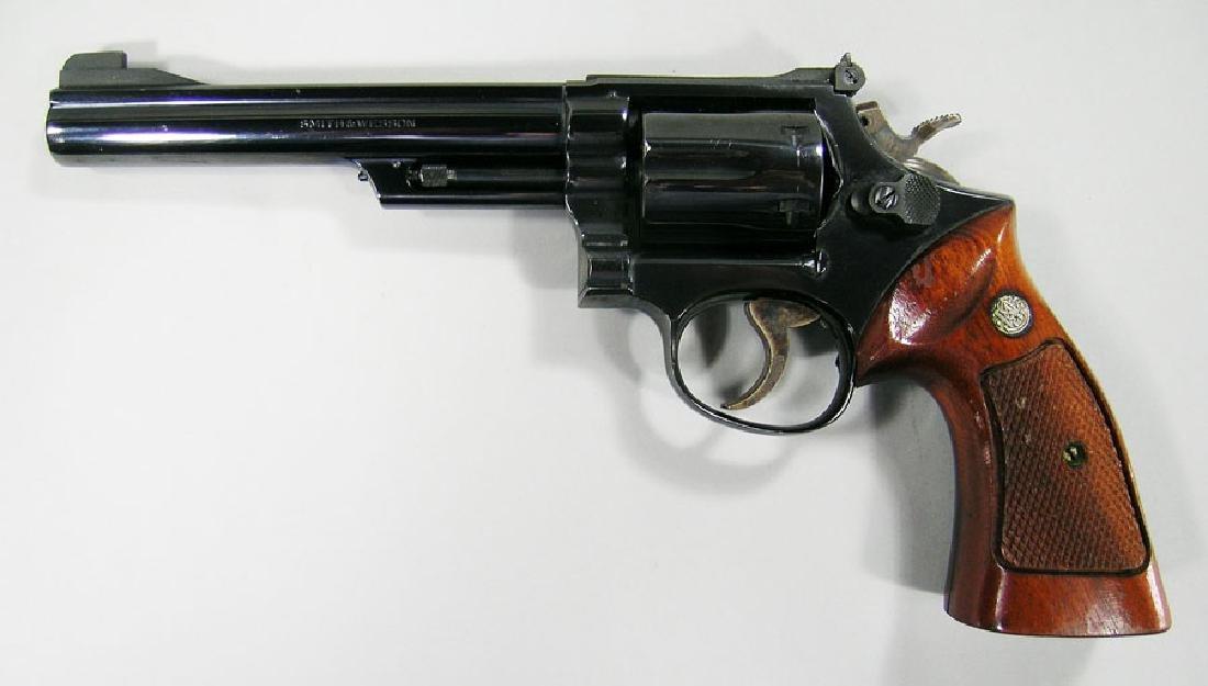 Smith & Wesson, Model 19-3 Revolver