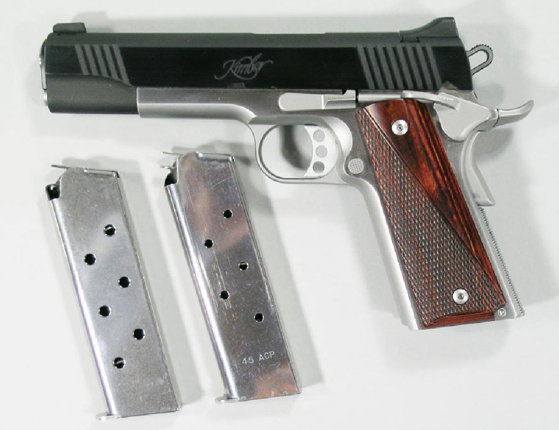 Kimber, Model 1911 Custom II Semi-Automatic Pistol