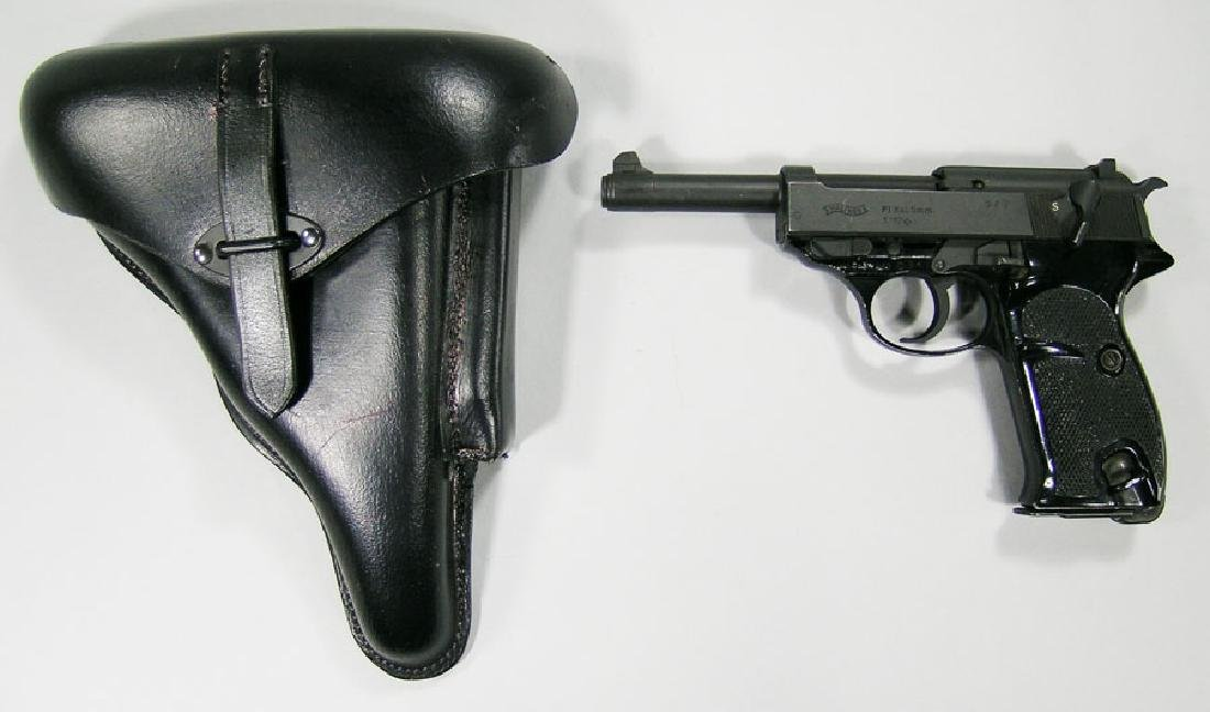 Walther, Model P1 Semi-Automatic Pistol