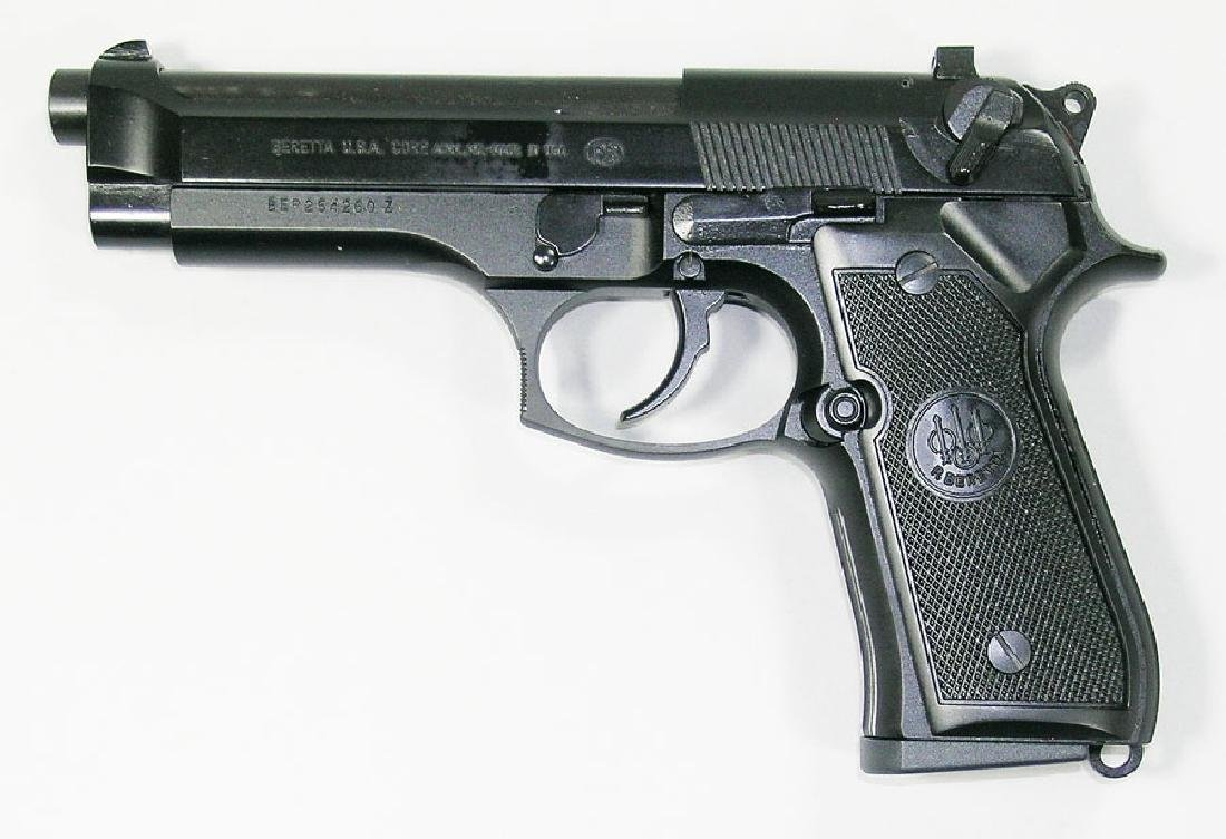 Beretta, Model 92FS Semi-Automatic Pistol
