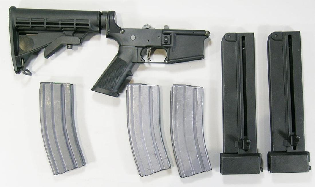 Century Arms Model C15A1 C15 Sporter Lower