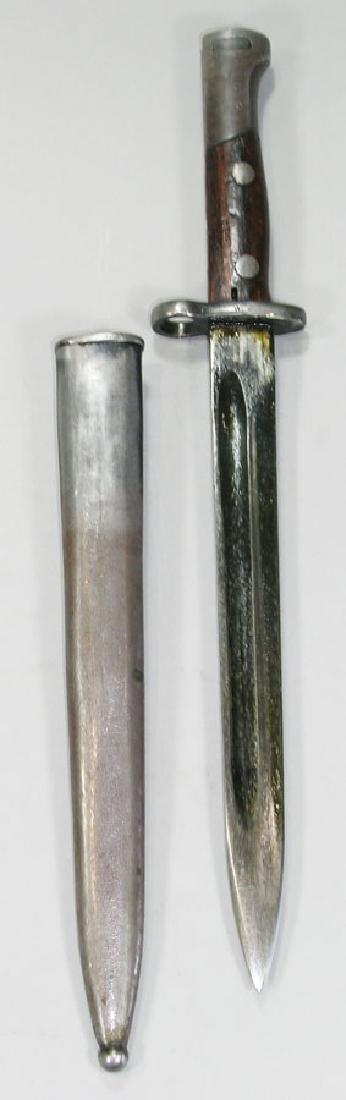 Yugoslav Model 9Y Mauser Bayonet