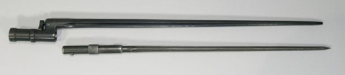 Two World War II Bayonets