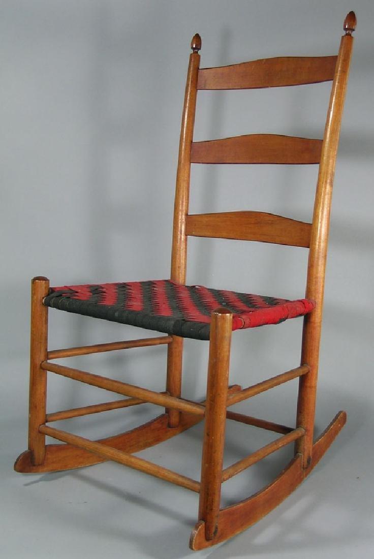 Mt. Lebanon Shaker #1 Rocking Chair