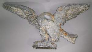 19th C. Architectural Eagle