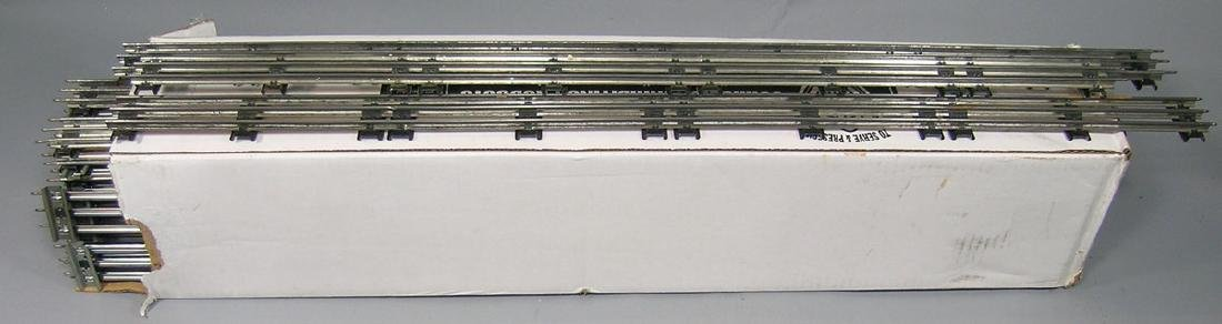 Thirty-Five Sections Lionel O-Gauge Track