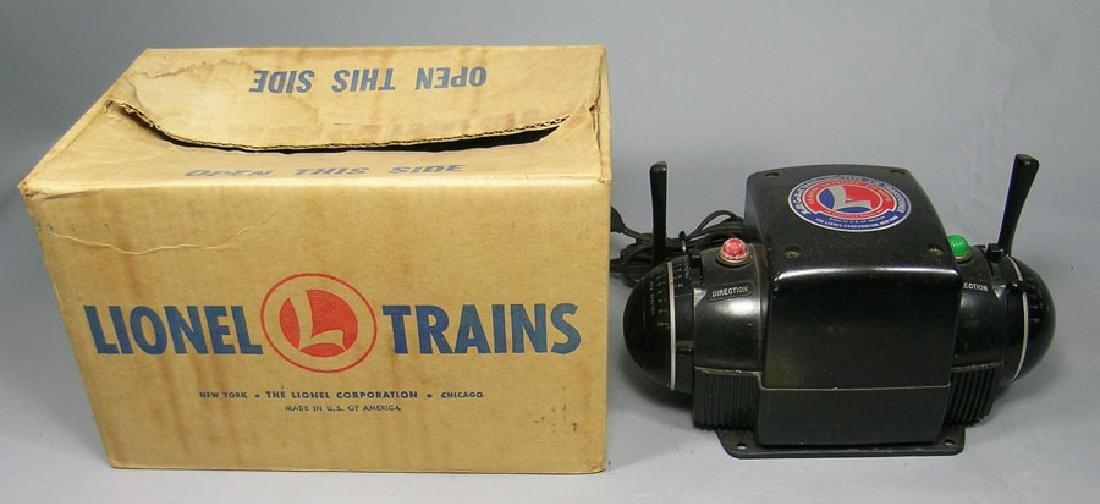 Lionel Type ZW Trainmaster Transformer