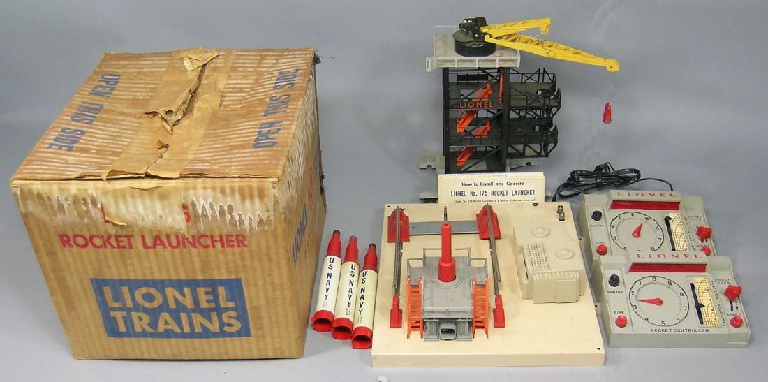 Lionel 175 Rocket Launcher