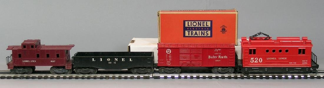 Lionel Freight Train Set
