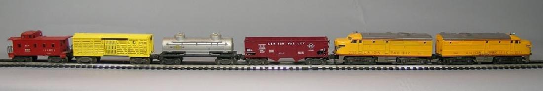 Lionel 1467W Union Pacific AA ALCO Freight Train Set