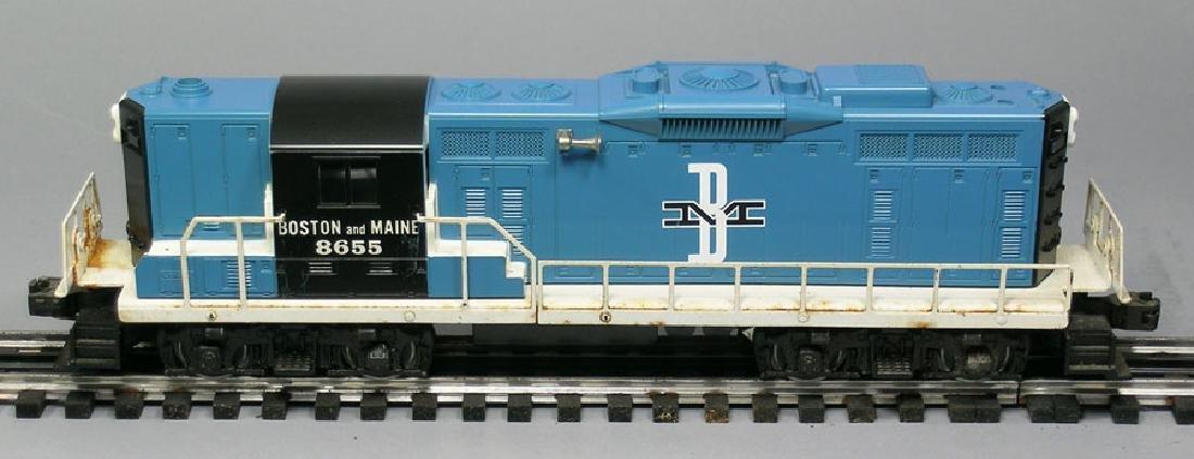 Lionel B&M Deisel8655, non-powered